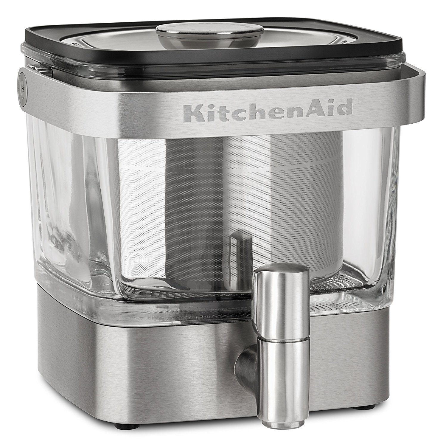 ​KitchenAid KCM4212SX Cold Brew Coffee Maker