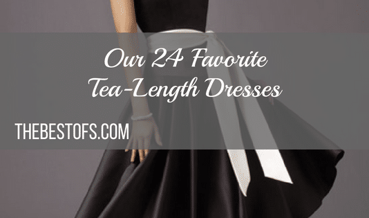 tea length dresses 3