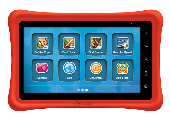 Nabi Tablet: The Ultimate Tablet Manual To Help You Pick The