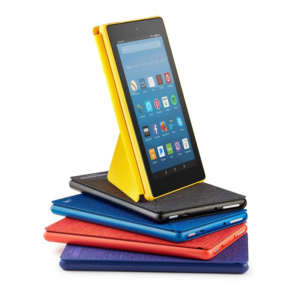 fire hd 8 tablets with alexa